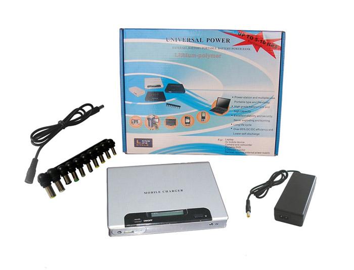 power bank 30000mah battery pack mini ups 12v 16v 19v