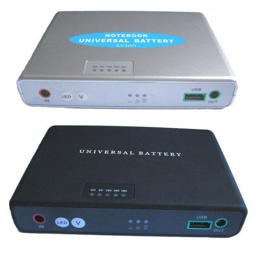 5v 12v 16v 19v power pack portable mini ups external battery bank