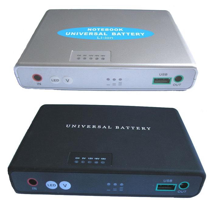 5v 12v 16v 19v power pack portable mini ups external battery