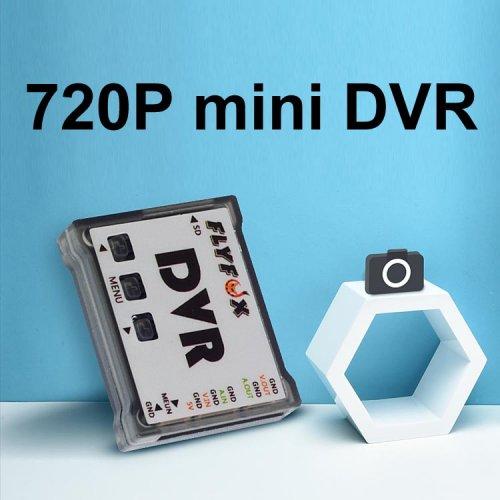 720P HD FPV mini dvr recorder small audio video recorder